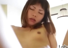 Talented tranny gets arse fucked
