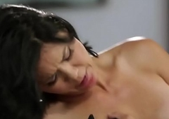 Dana Vespoli ex club dancer forth sinful casual fucking with redhead busty tranny