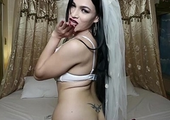 TS Filipina Horny Beautiful Indulge In Valentines