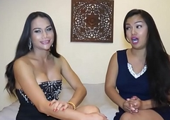 Tyro Ladyboy Gina Interview
