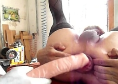 session of going knuckle deep  518-