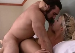Jaxton and sexy kirmess tranny Aubrey Kate love ass fucking