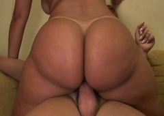 TRANNY FUCKING BIG BOOTY BITCH