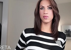 Beautiful GEMMA TRANS big dick ZURETA